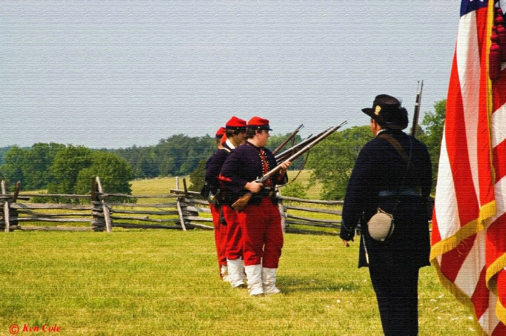 Civil War Muskets