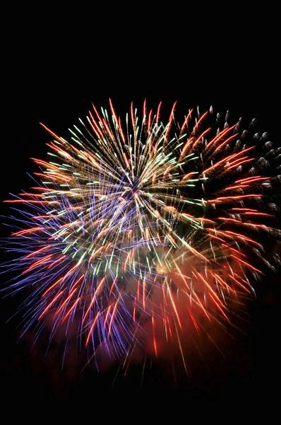 July 4th Fireworks 1