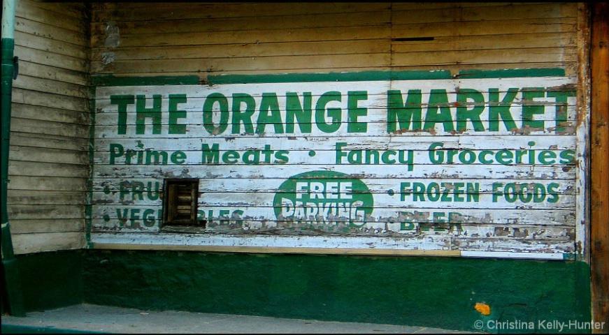 Orange St.