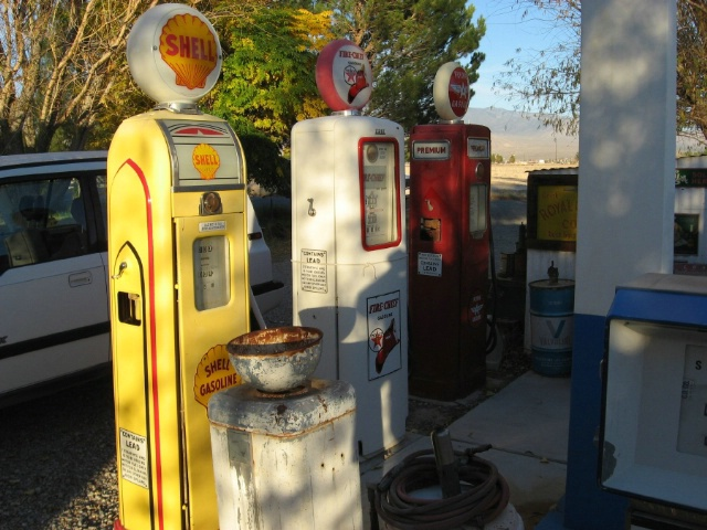 Oh Gas, in the good ole days