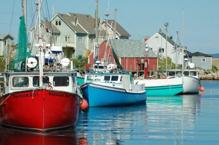 Peggy's Cove- Nova Scotia