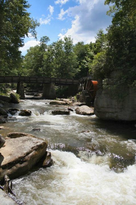 Glade Creek 2