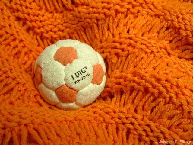 I Dig ... Orange