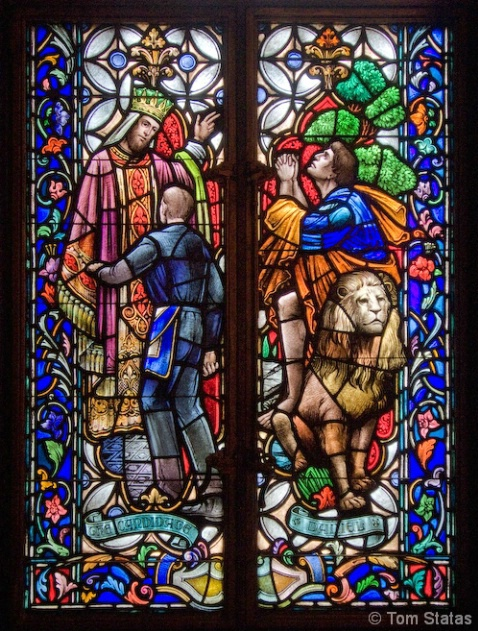 Scottish Rite Stained Glass