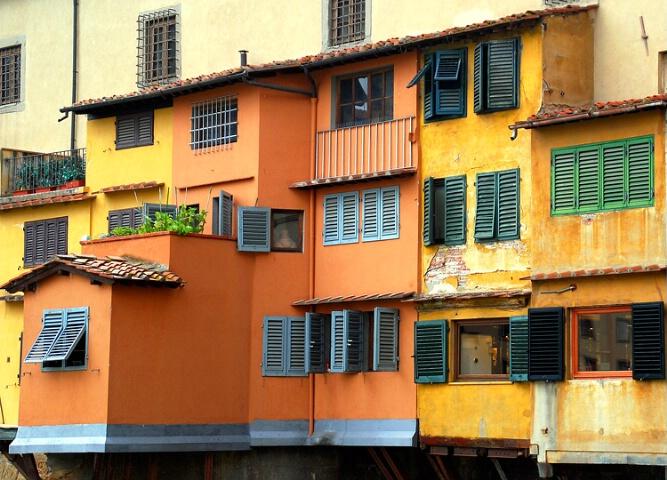 Ponte Vecchio - Detail