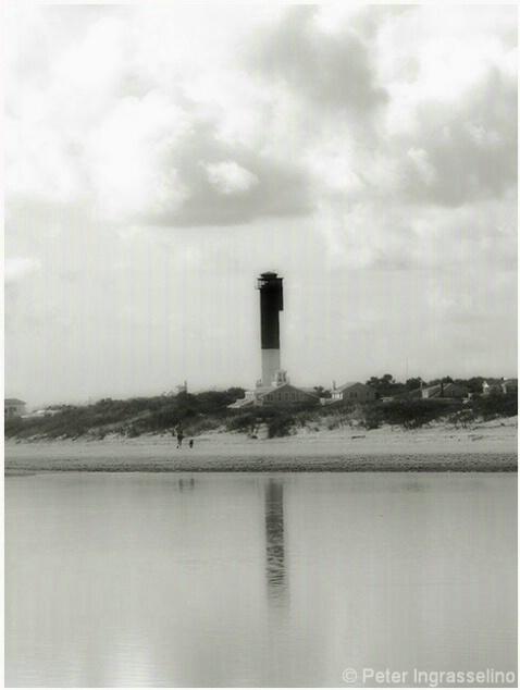 Sullivan's Lighthouse Reflection