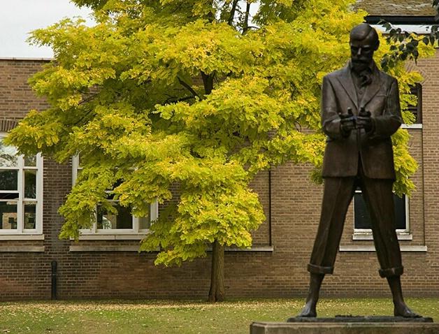 D.H. Lawrence,  University of Nottingham