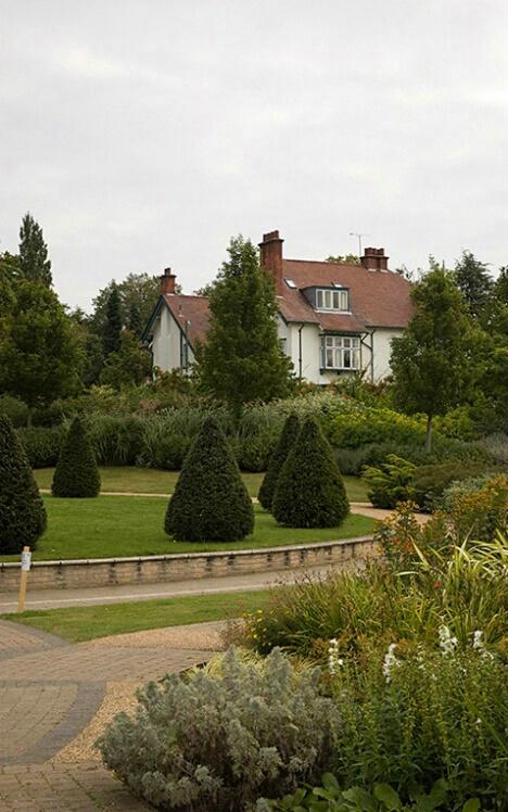 Millienium Garden,  University of Nottingham