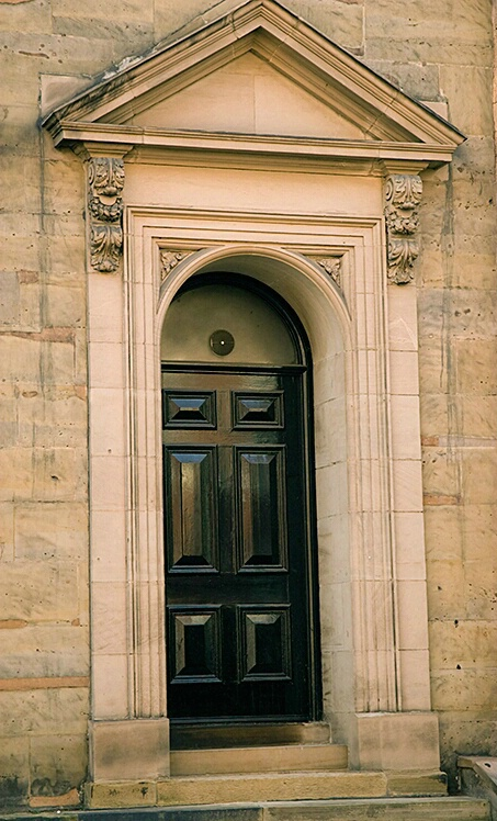 Religious Door