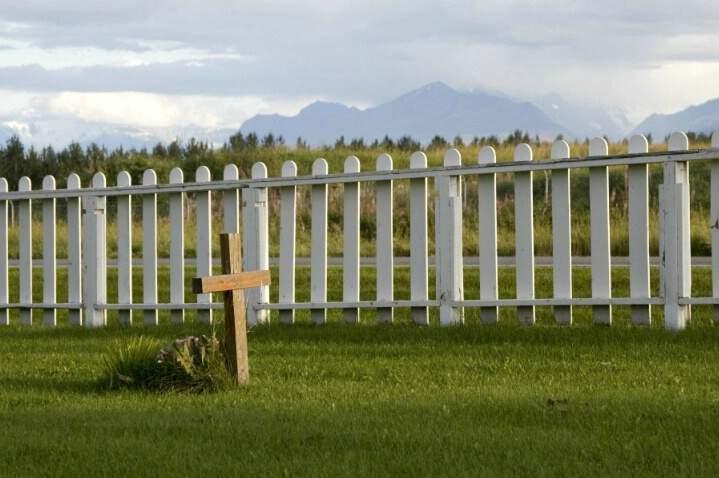 Pioneer Cemetery, Palmer Alaska
