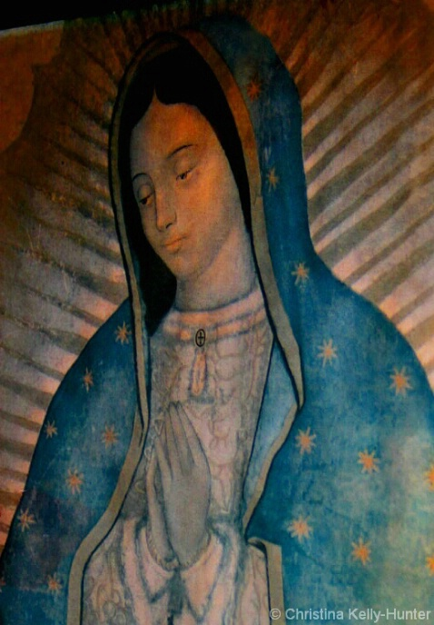 Mother Mary of Guadeloupe, Cancun