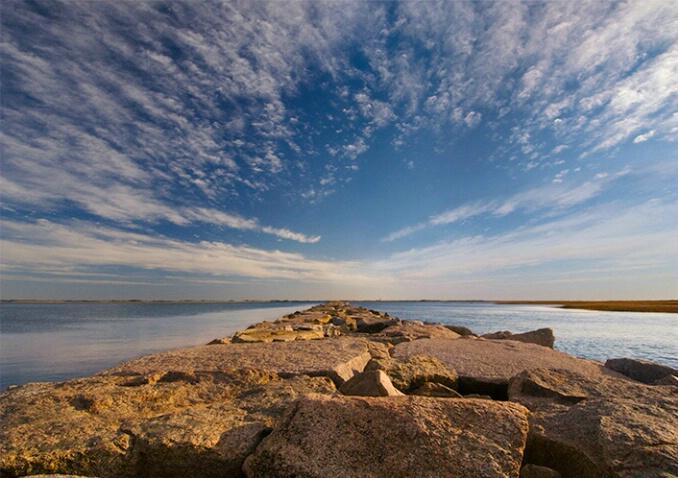 Breakwater, Provincetown