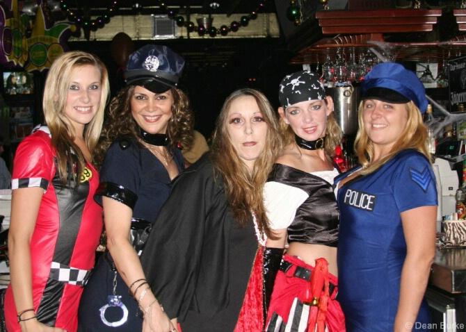 Bourbon Street Ladies