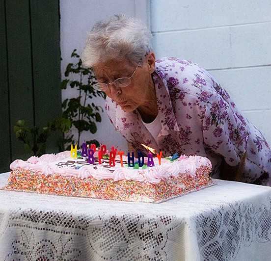 'Birthday Girl'