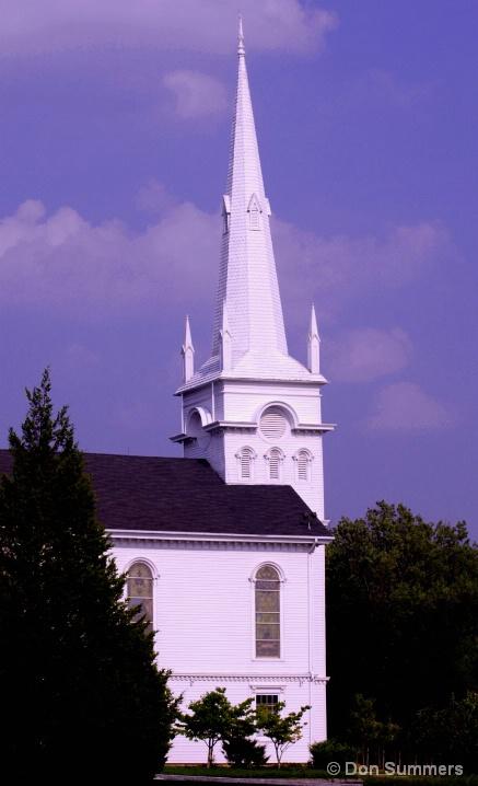 Methodist Church, Port Republic, NJ 2006
