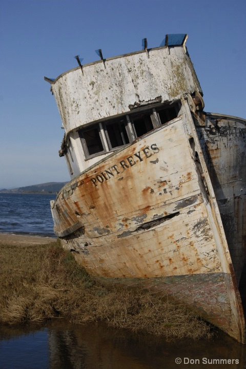 The Point Reyes, Inverness, CA 2007