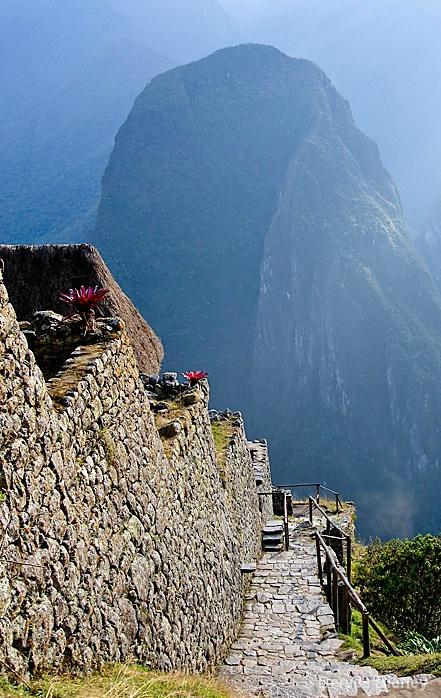Machu Picchu Stairs