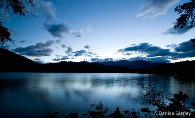 Early Morning Light at Pyramid Lake