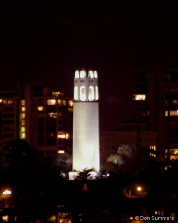 Coit Tower 2007