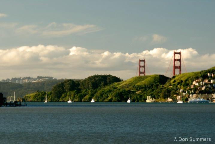 Sausalito and Bridge Towers 2007