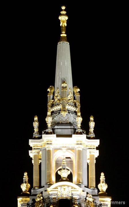 Top of City Hall Dome, 2007