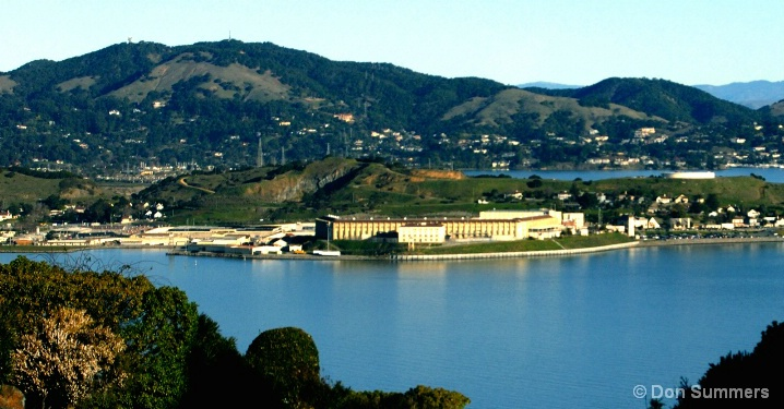 San Quentin State Prison, Marin County, CA 2007