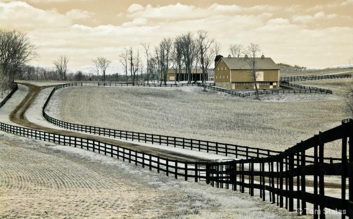 Farm House Montgomery County