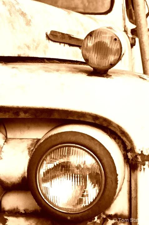 Very Antique Car