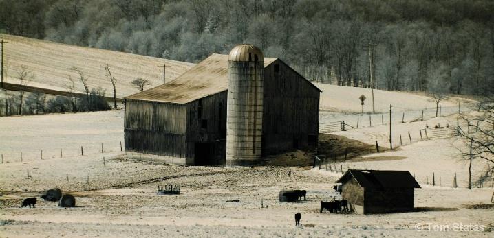 Garrett County Farm House