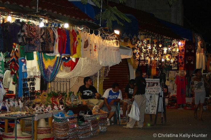 Evening Time, Playa Del Carmen