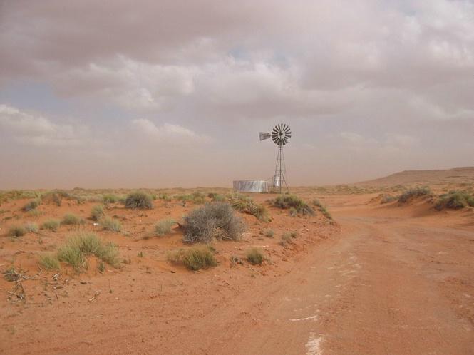 Sand Storn NM.
