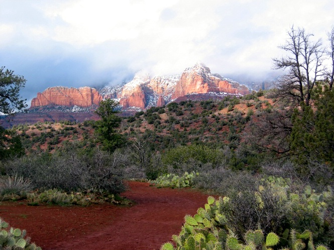 Sedona after the Storm
