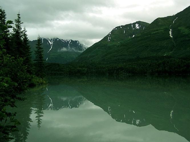 Alaska Reflection