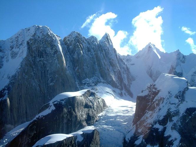 Mt. McKinley Peaks