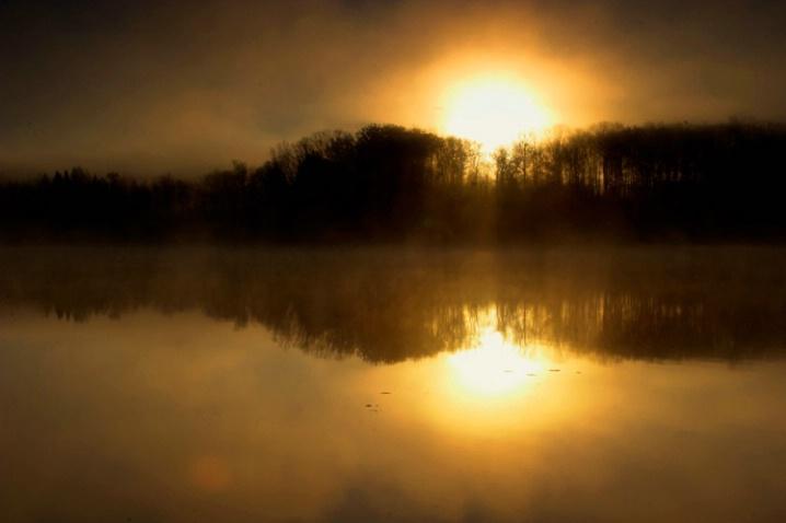 Minnesota Sun Rise