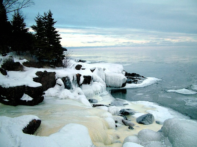 Lake Superior Ice 2
