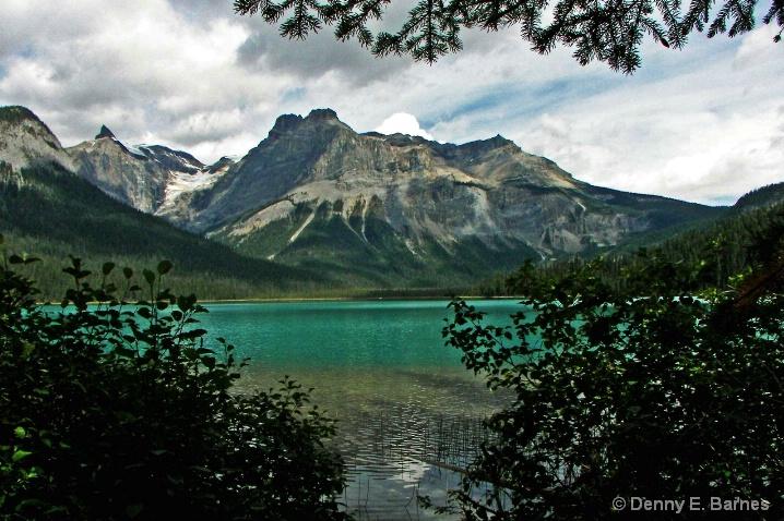 Emerald Lake, Yoho National Park-Canada