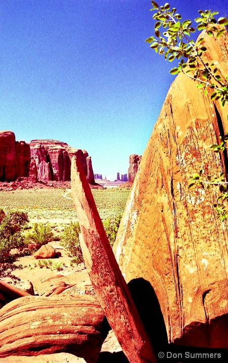Monument Valley, UT 2006