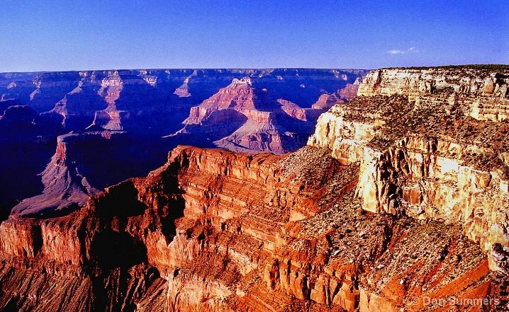 The Grand Canyon, AZ 2006