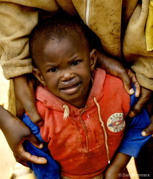 Needing Help, Butare, Rwanda 2007