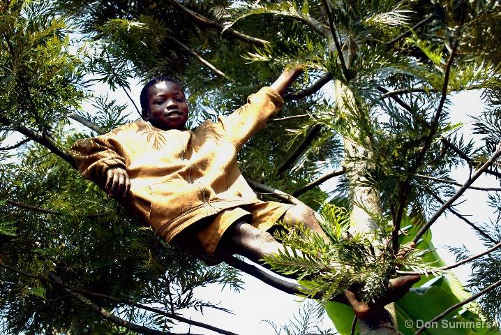 Take My Picture, Butare, Rwanda 2007