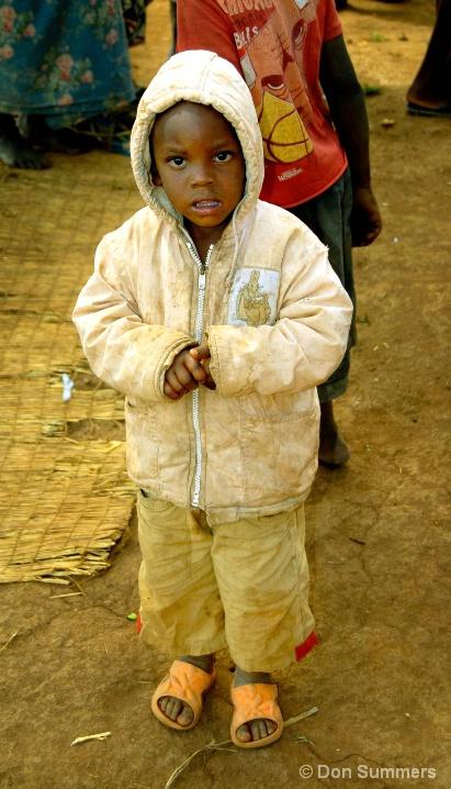 My Coat, Butare, Rwanda 2007