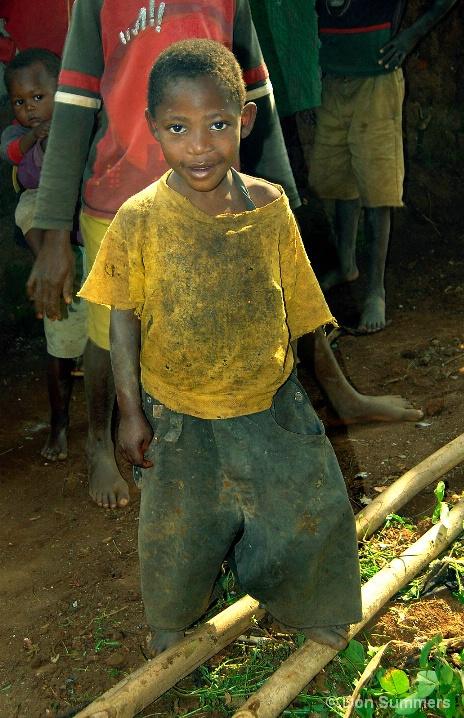 All Boy, Butare, Rwanda 2007