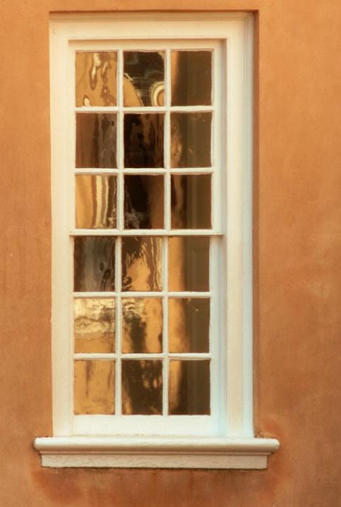 Mansion House Window