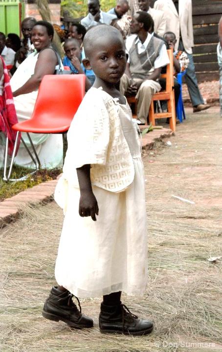 Wedding Crasher, Butare, Rwanda 2007
