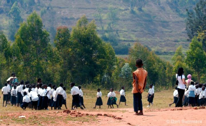 Left Out, Butare, Rwanda 2007