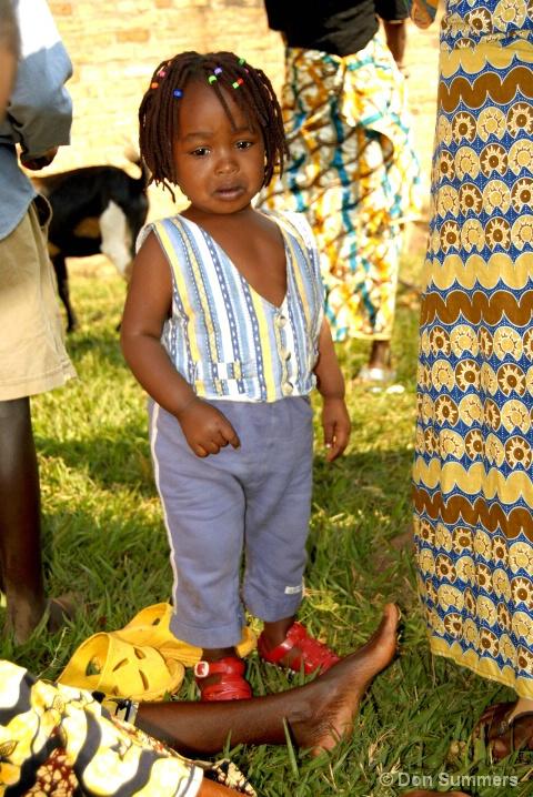 Unsure, Butare, Rwanda 2007