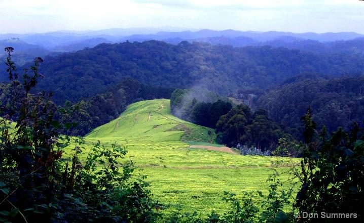 Rwandan Countryside 2007