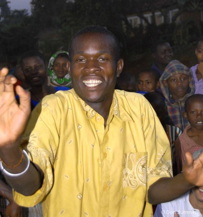 Happy Batwa, Butare, Rwanda 2007