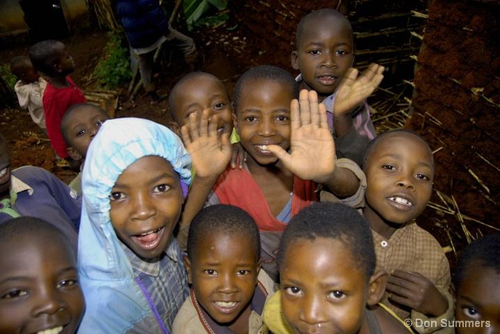 Joy, Butare, Rwanda 2007